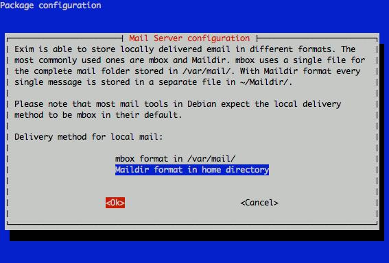 astra linux 1.5 exim4