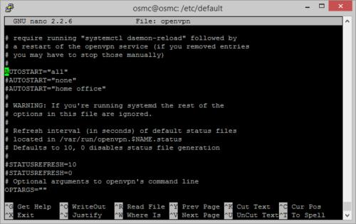 Альтернативная настройка автозагрузки в Debian Linux