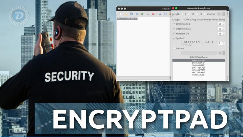 Как установить EncryptPad на Ubuntu 16.04 18.04