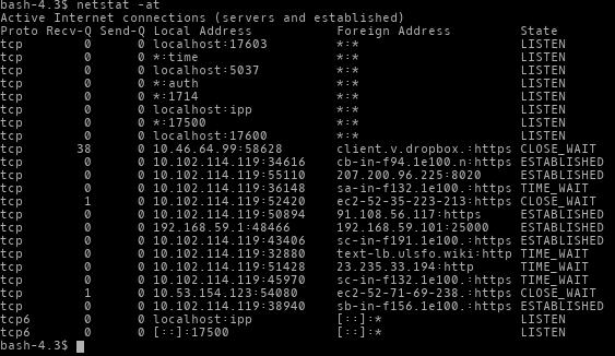 Инструменты контроля и мониторинга серверов в Linux