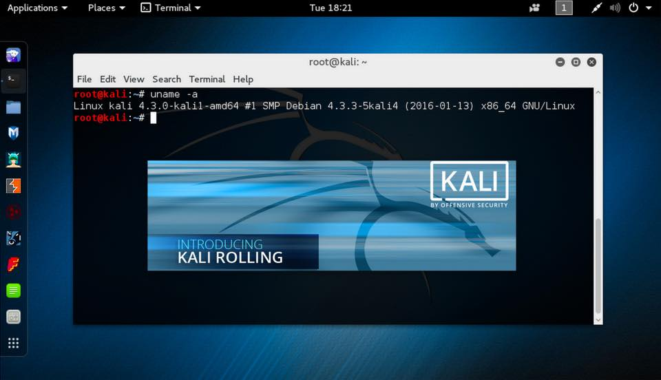 Как изменить разрешение экрана в Kali Linux Virtual Box