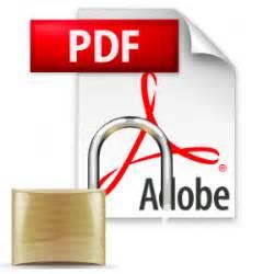 Как удалить пароль из файла PDF без дополнительных программ