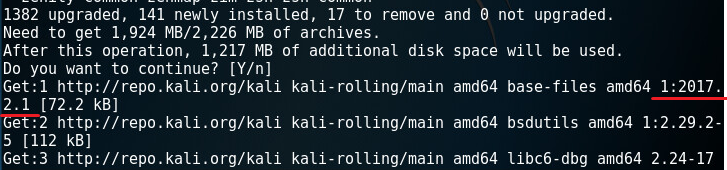 Kali Linux 2017.2 Релиз