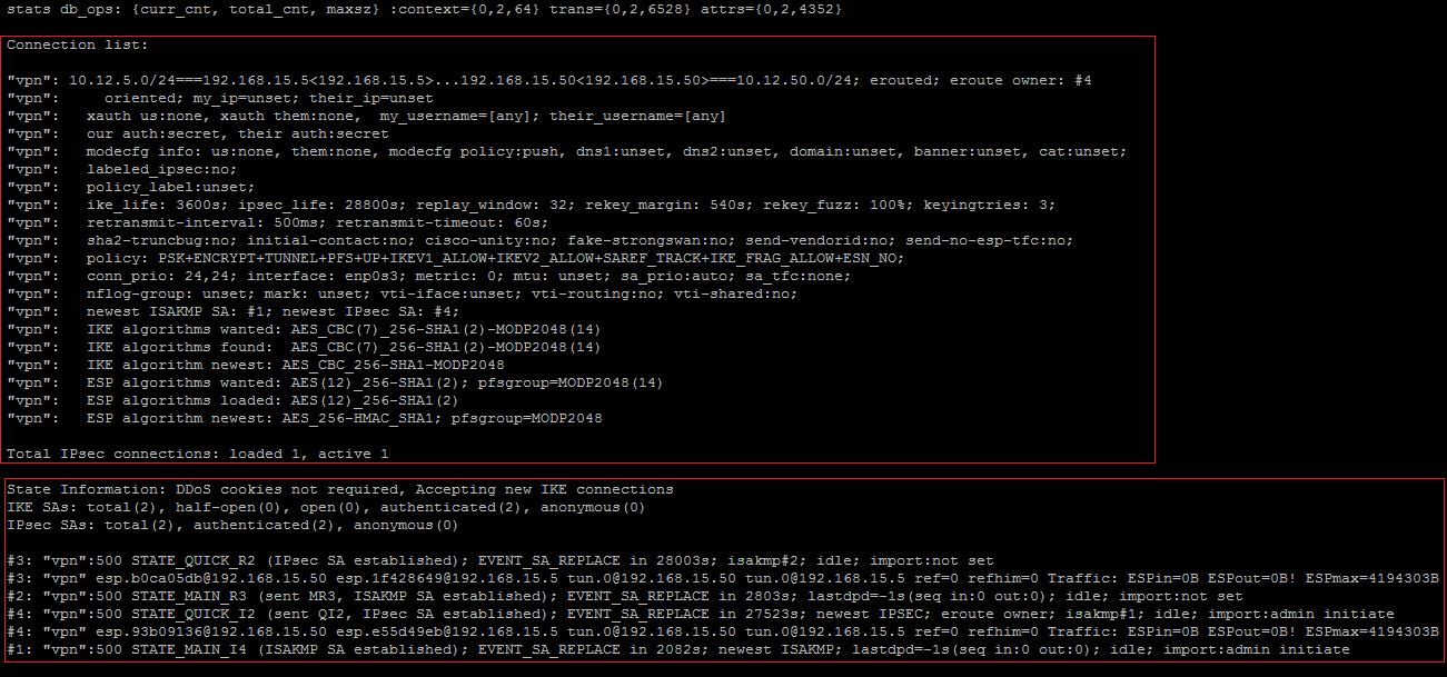Как настроить Ipsec VPN используя Libreswan