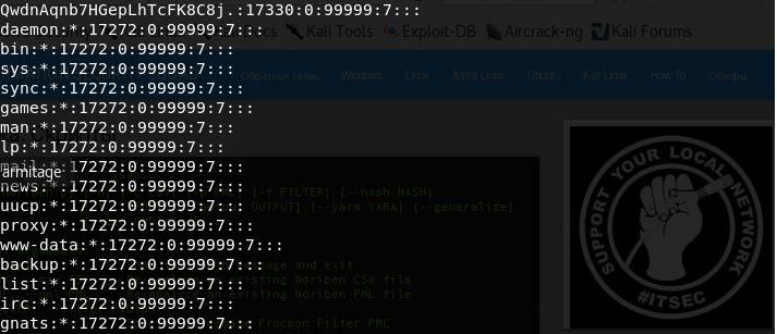 UID пользователей Linux