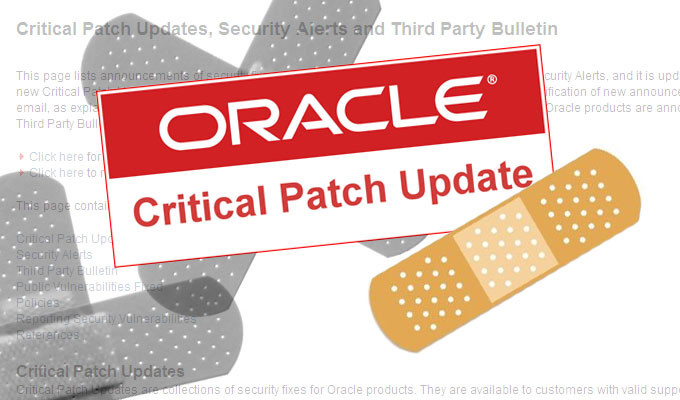 Закрываем уязвимости Oracle