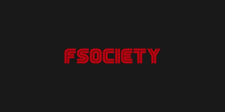 Пакет инструментов для взлома Fsociety