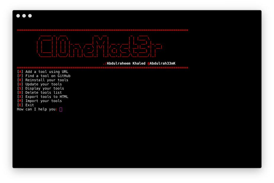 Cl0neMast3r – клонируйте все ваши любимые инструменты в одном клике