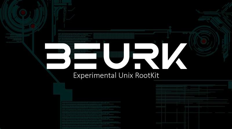 BEURK – Экспериментальный Unix руткит