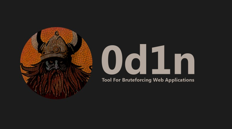 0d1n — Инструмент для брутфорса веб-приложений