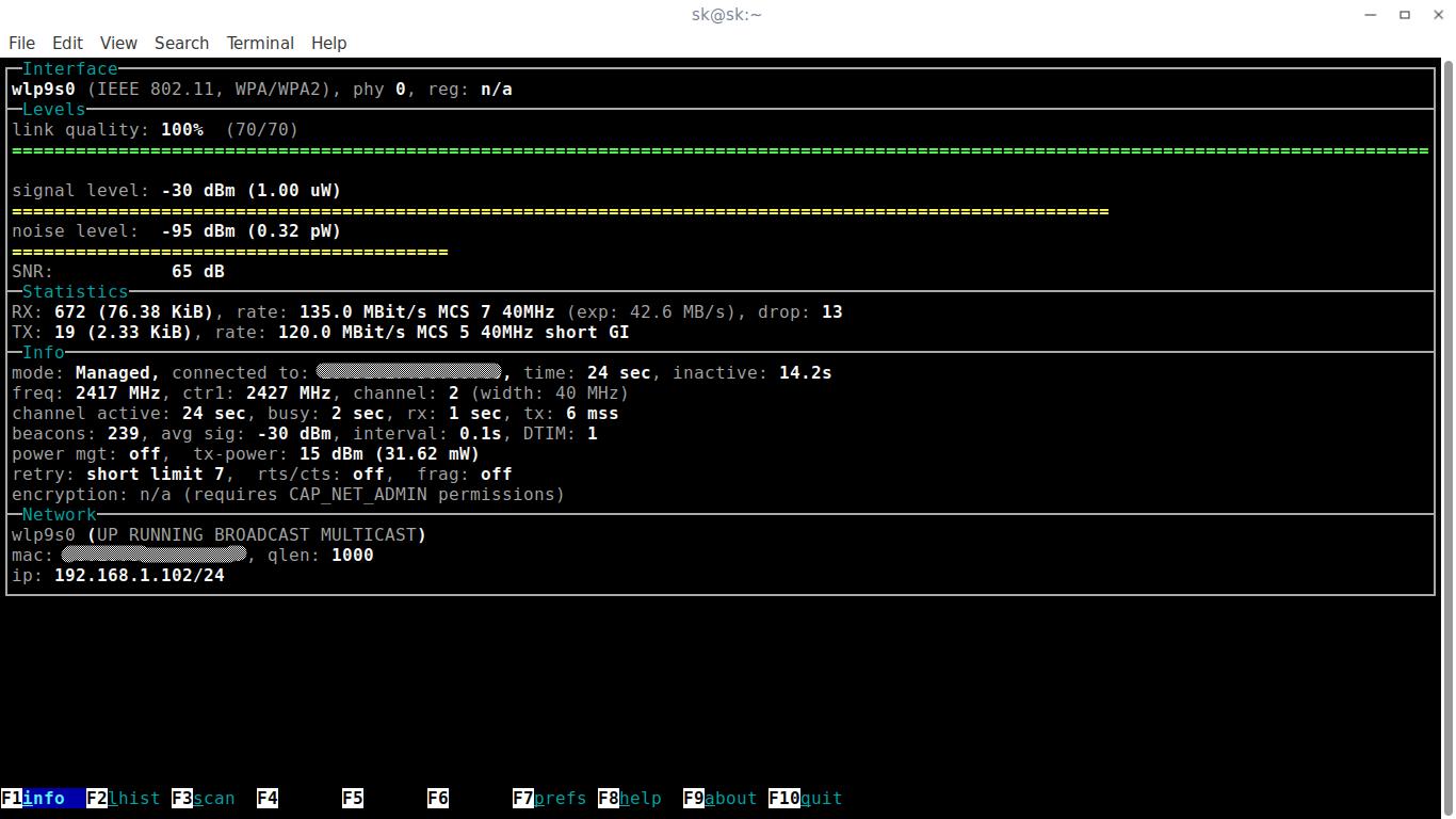 Как контролировать подключение Wi-Fi из командной строки в Linux