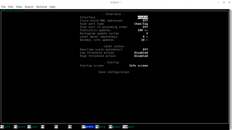 Debian Connect to WiFi Command Line