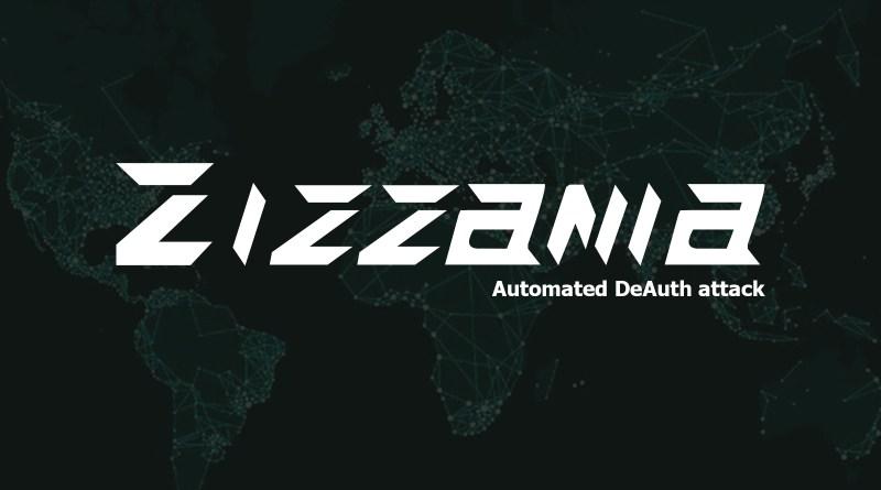 Zizzania — автоматическая атака DeAuth