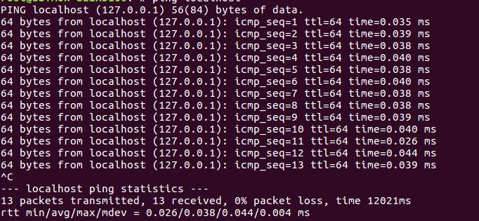 Как заблокировать ответы Ping (ICMP) в системе Linux
