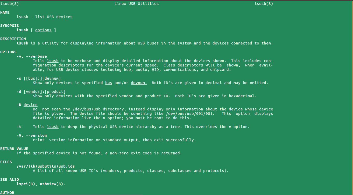 Как защитить USB-порты в Linux