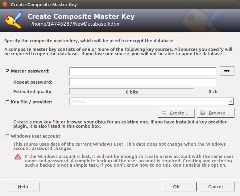 Как установить KeePass на Linuxmint 18.03 / Ubuntu