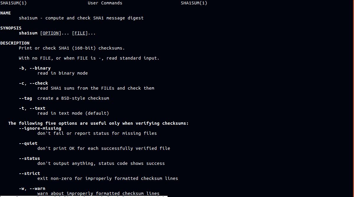 Изучаем Linux приемы для создания контрольных сумм и проверки целостности данных