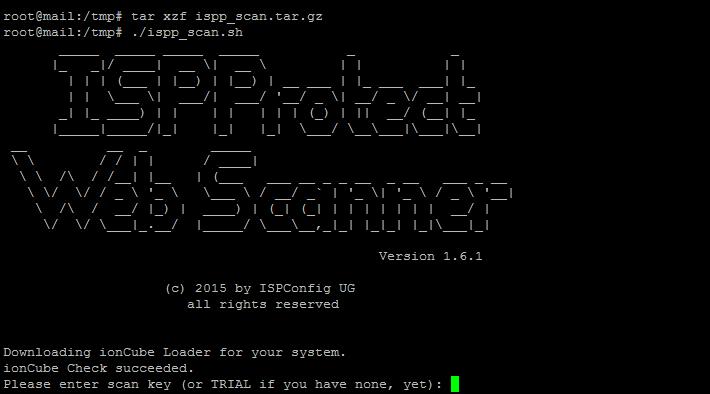 ISPProtect — сканер вредоносных программ для веб-сайтов