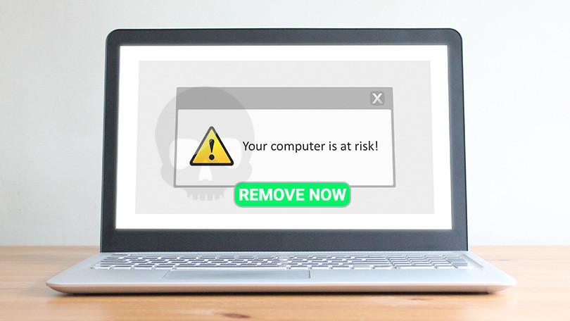 Как избежать Scareware