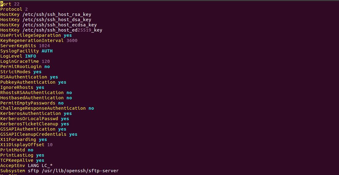 Как защитить ssh в CentOS / RHEL / Fedora