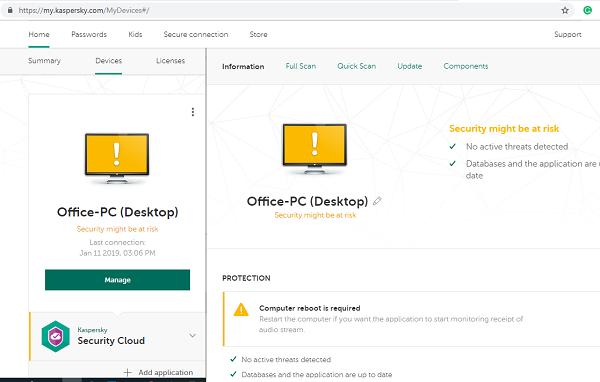 Kaspersky Security Cloud Free Обзор — Защитите свой компьютер с Windows