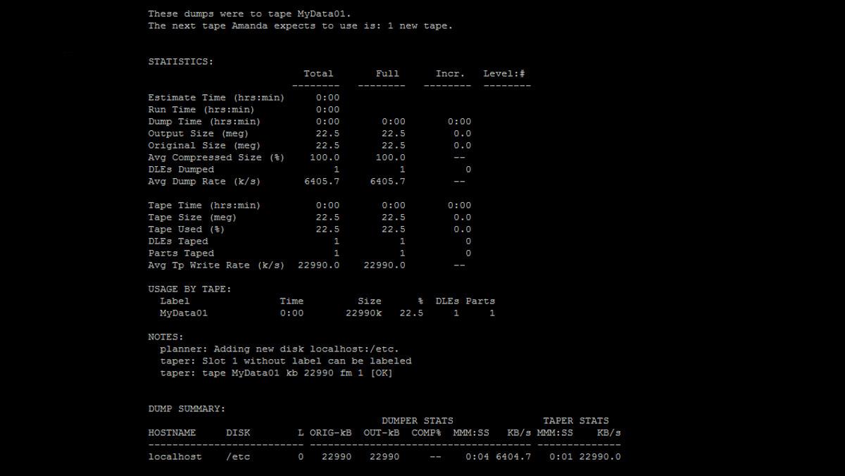 5 лучших инструментов для резервного копирования серверов для Linux