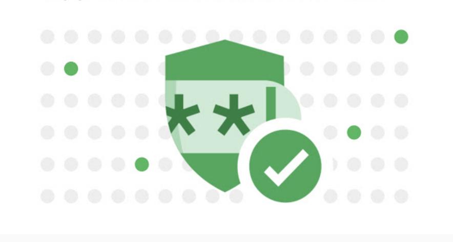 Проверка пароля от Google защитит вас от взлома данных