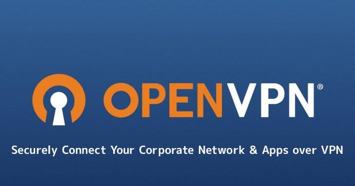 ☁️  OpenVPN — Google Cloud, позволяющий удаленным пользователям подключаться к вашей корпоративной сети и приложениям через VPN