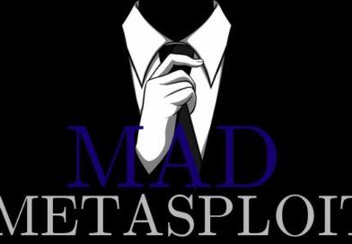 👹 Mad-Metasploit — пользовательские модули, плагины и скрипты  Metasploit