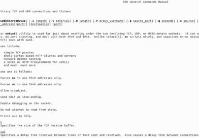 🔍  Как проверить, открыт ли порт на нескольких удаленных системах Linux с помощью скрипта оболочки с помощью команды nc?
