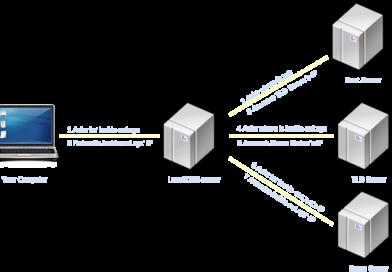 🌎  Как проверить внешний IP-адрес с помощью службы DNS
