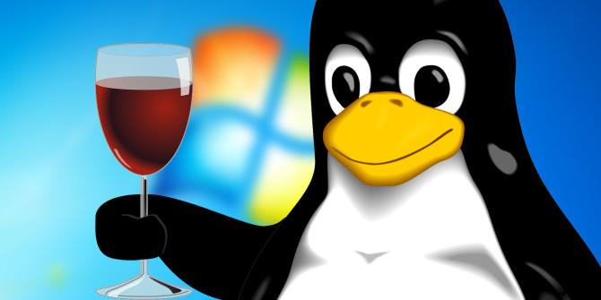 👨🚀 Как сделать резервную копию настроек Wine на Linux