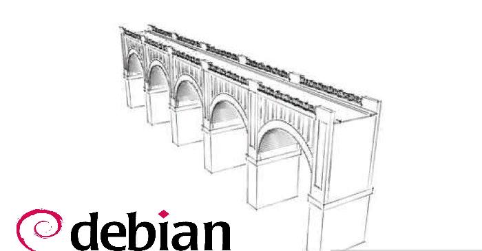 👩🦽 Настройка bridge на Debian , выполняющий роль межсетевого экрана