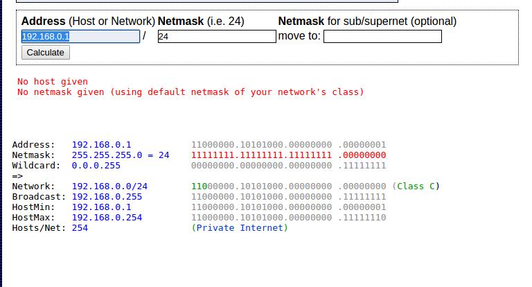 🤾♀️  Как рассчитать IP-адрес подсети с помощью инструмента ipcalc