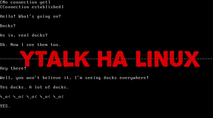 👨⚕️️ Как настроить защищенный приватный чат-сервер с Ytalk через SSH
