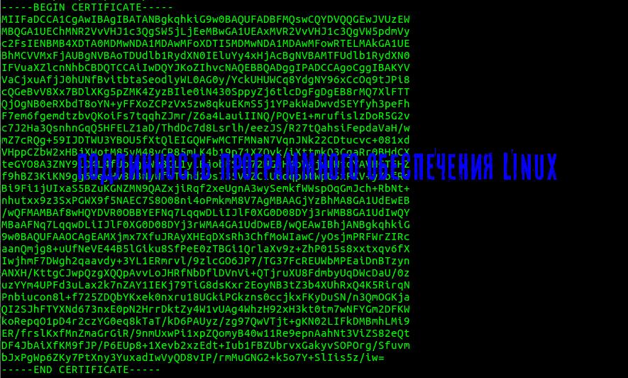 😡 Как проверить подлинность программного обеспечения Linux с помощью цифровых подписей