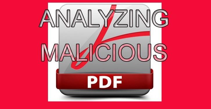 🛎 Создание и анализ вредоносного PDF-файла с помощью PDF-Parser Tool