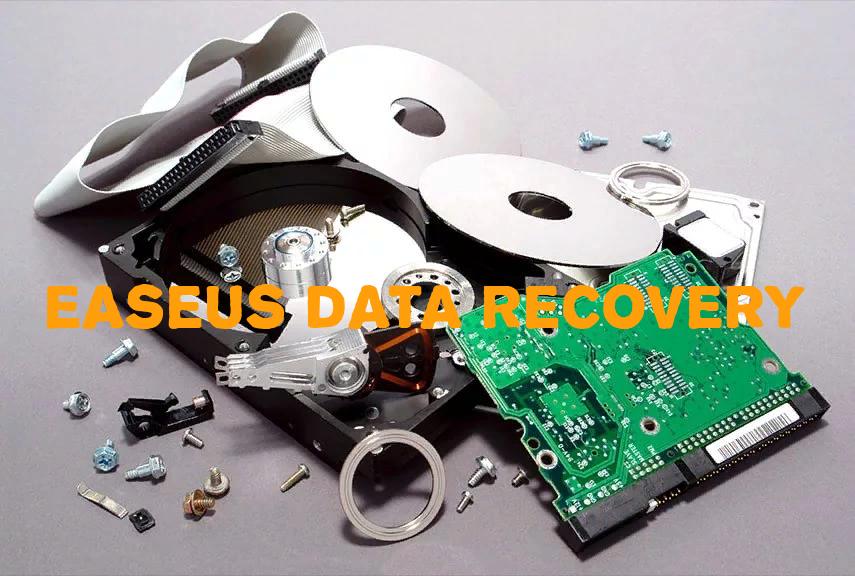 🇬🇲  Как восстановить данные с жесткого диска с помощью EaseUS Data Recovery