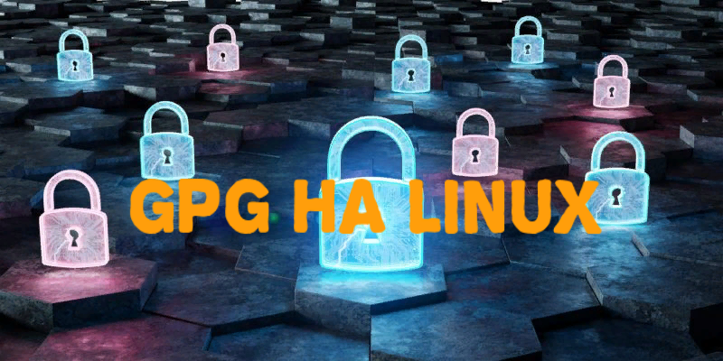 👭 Как генерировать ключи GPG на Linux