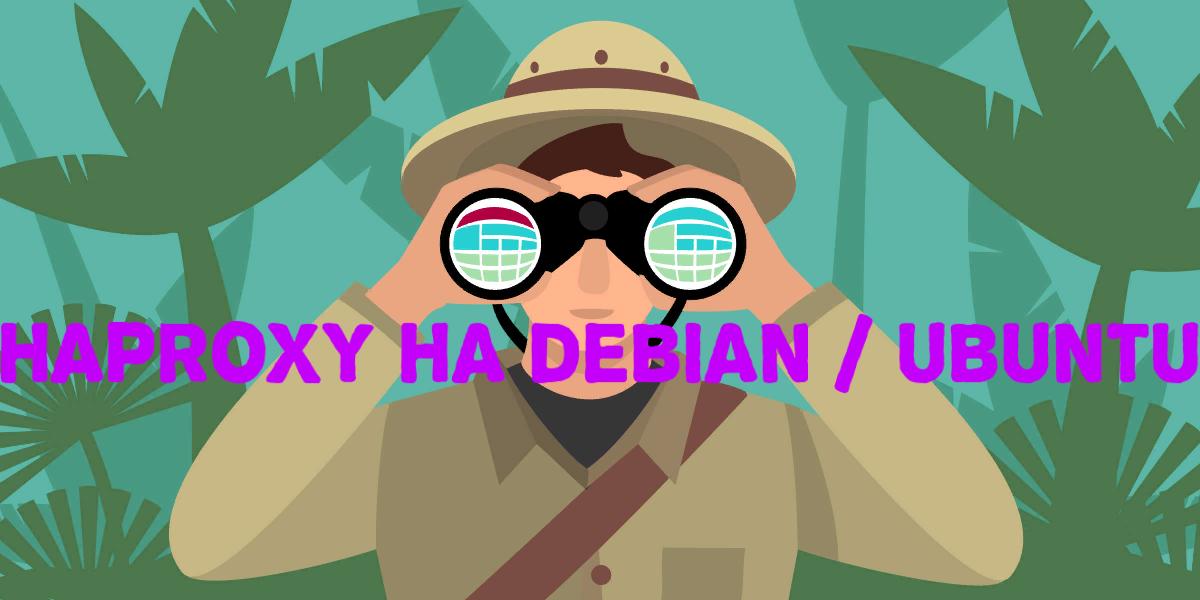 ⏳ Настройка балансировщика нагрузки HAProxy с SSL в Ubuntu 18.04 / Debian 10/9