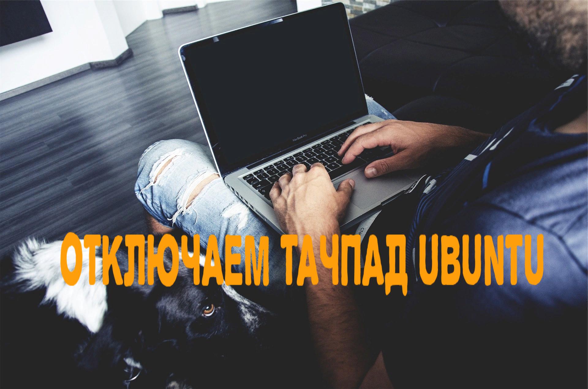 🔋 Как автоматически отключить тачпад при наборе текста в Ubuntu