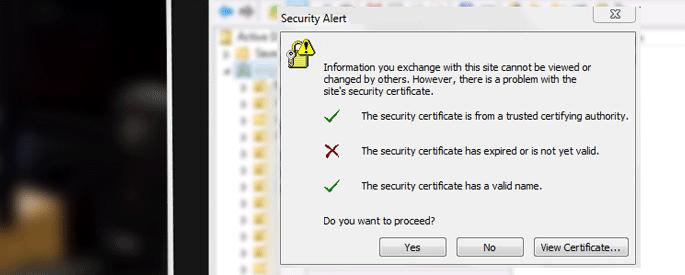 ✉️ Как продлить сертификат SSL на сервере Exchange?
