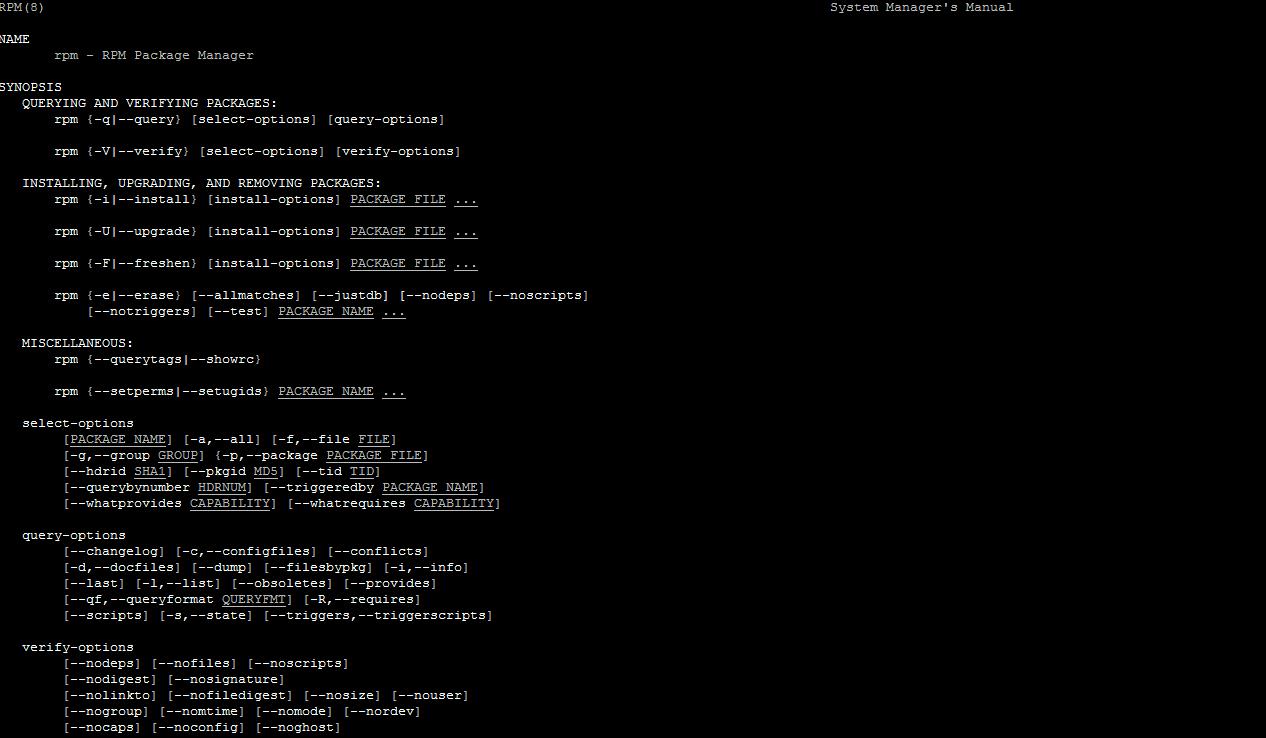 📦 Как проверить целостность rpm-пакета на Linux