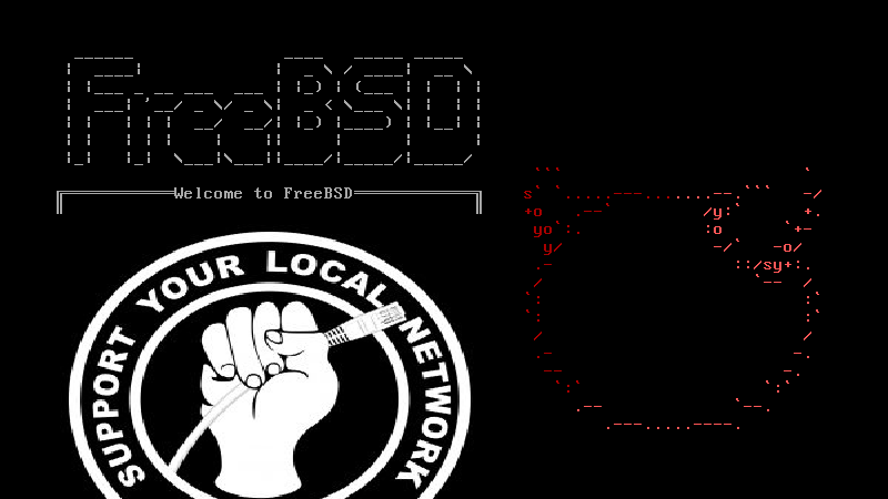 🚇 Как включить SSH на FreeBSD