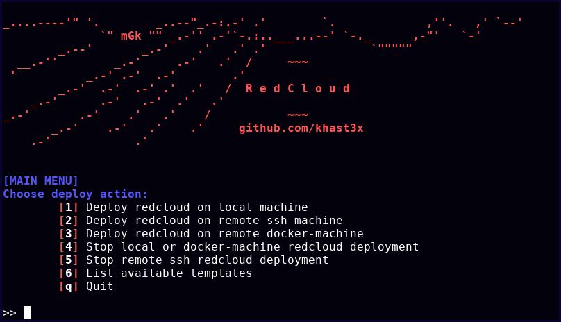 🐳 Redcloud: развертывание полнофункциональной инфраструктуры Red Team с использованием Docker