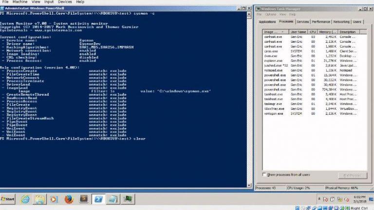 👥 Whids — система обнаружения и менеджмента инцидентов с открытым исходным кодом для Windows