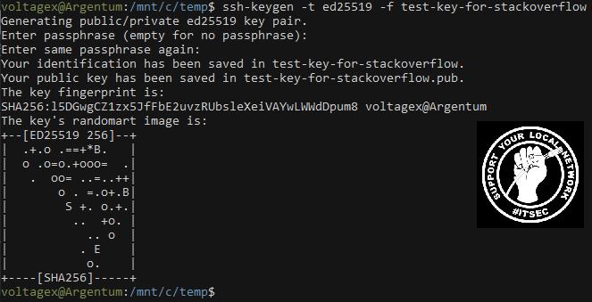🔏 Обновите ваши ключи SSH!