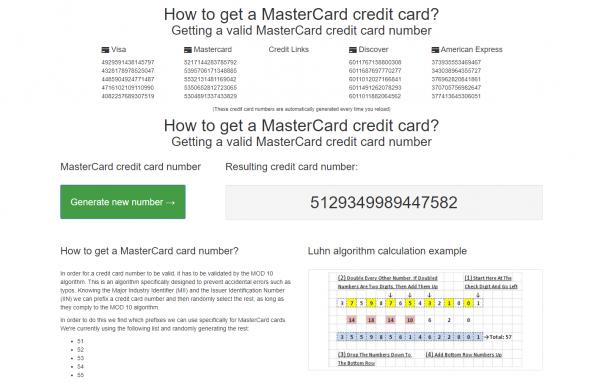 💳 Как получить неограниченные бесплатные пробные версии программ с использованием поддельных номеров кредитных карт