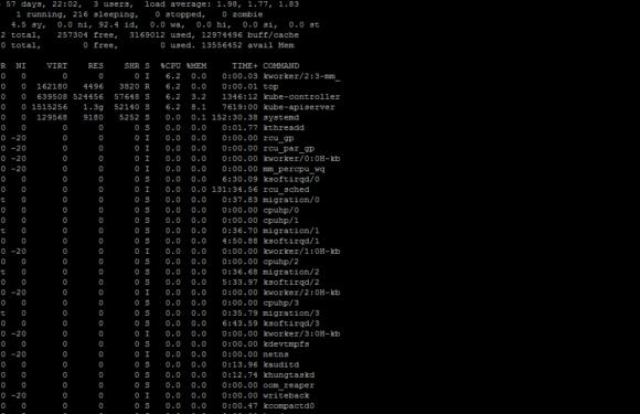 🐧 Как найти процессы с наиболее высокой загрузкой на процессор в Linux