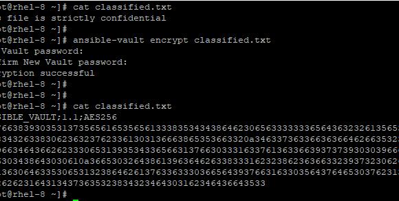 🔐 Как использовать Ansible Vault в плейбуках для защиты конфиденциальных данных